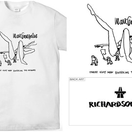 Richardson Magazine - Mark Gonzales Three Tiny Men Shirt