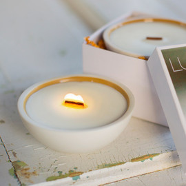 Luminology - ORCHARD candle set