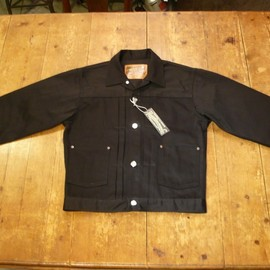 Pioneer Tailoring ( WARP AND WOOF ) - Original Western Jacket