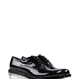 SIMONE ROCHA - Laced shoes Women's - Black