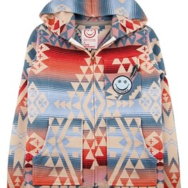 A Love Movement - Native Blanket Parka Canyonlands #001
