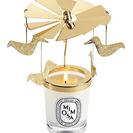 diptyque - candle carousel