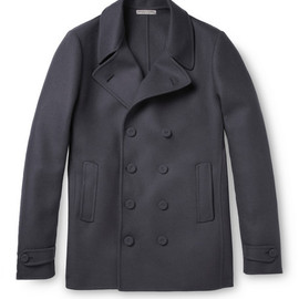 Bottega Veneta - Slim-Fit Wool and Cashmere-Blend Peacoat