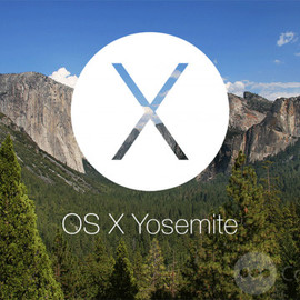 Apple - MAC OS X Yosemite