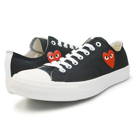 PLAY COMME des GARÇONS - PLAY Comme des Garcons (プレイ コム・デ・ギャルソン) ×Converse CHUCK TAYLOR ALL-STAR LO