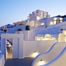 Santorini, Greece - Hotel Canaves Oia