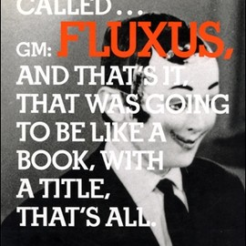 Some authors - In the Spirit of Fluxus