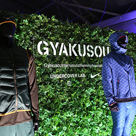 NIKE - NikeLab x UNDERCOVER GYAKUSOU COLLECTION FALL/HOLIDAY 2015が登場