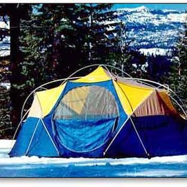 THE NORTH FACE - Oval InTention Tent