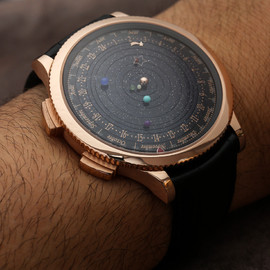 Van Cleef & Arpels - Complication Poetique Midnight Planetarium