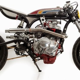 Ed Turner Motorcycles - Honda CBN 400