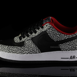NIKE iD - Air Force 1 iD Elephant Print - Sneaker News Editions