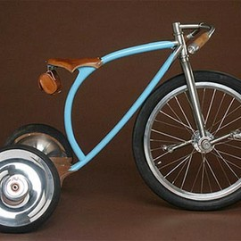 Vanilla Bicy­cles - Tricycle