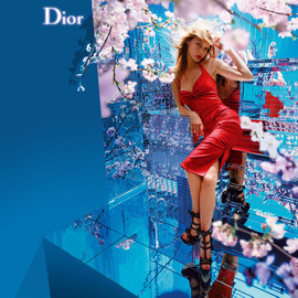 Christian Dior - Cherry Blossoms