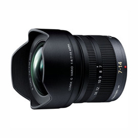 Panasonic - LUMIX G VARIO 7-14mm/F4.0 ASPH