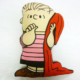 Peanuts - Linus Pillow Doll