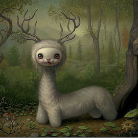 Mark Ryden - Paintings