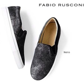 fabio rusconi - Glitter Slip-on グリッタースリッポン