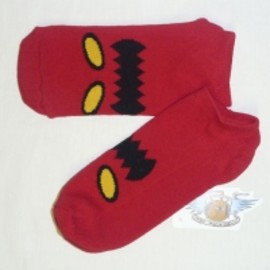 TOY MACHINE - MONSTER FACE ANKLE SOCKS