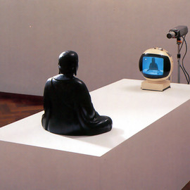 Nam June Paik - TV Buddha