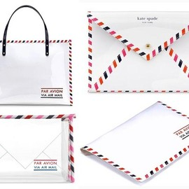 kate spade NEW YORK - Par Avion collection