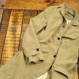 GARMENT REPRODUCTION OF WORKERS - ENGINEER COAT