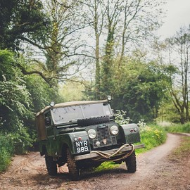 Land Rover - LAND ROVER SERIES 1