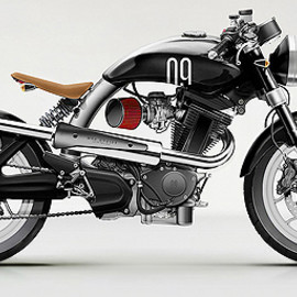 Mac motorcycles - custom