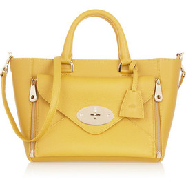 Mulberry - Willow Yellow