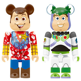 MEDICOM TOY - BE@RBRICK WOW! Disney・PIXAR Summer Vacation