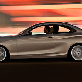 BMW - 2 seris coupe 220d modern line