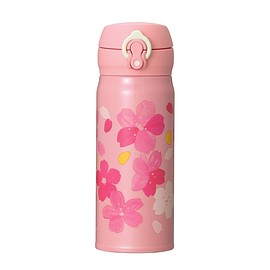 Starbucks, SAKURA2019 - Handy Stainless Bottle Bloomy 400ml