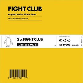 The Dust Brothers - Fight Club: Original Motion Picture Score