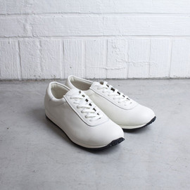 blueover - blueover : mikey smooth leather/ all white
