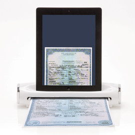Brookstone - iConvert® Scanner for iPad or iPad 2 Tablet