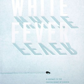 White Fever book cover designed by Isaac Tobin.