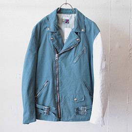 FACETASM - Denim Rider's Jacket