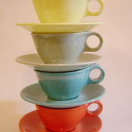 Russel Wright - Residential Ware Cup and Saucer