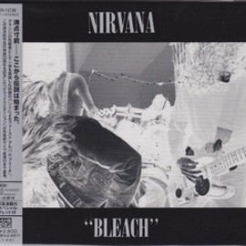 NIRVANA - BLEACH 20th Deluxe Edition