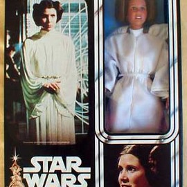kenner - PRINCESS LEIA ORGANA
