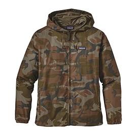 Patagonia - Light & Variable Hoody - Forest Camo