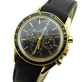 OMEGA - Speedmaster Moon Watch LTD Edition SOLID GOLD 1994 MINT