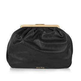 miu miu - oversized clutch