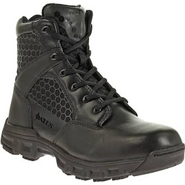 "Bates - Code 6 (6"" Side Zip Boot) - Black"