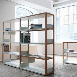 case - lap shelving