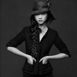 Chanel The Little Black Jacket - TANG WEI