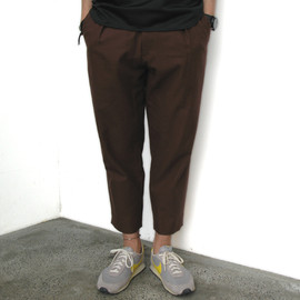 YAECA - TUCK PANTS