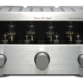 radius - True Sound Integrated Amplifter RA-VT11