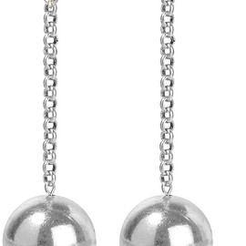 Isabel Marant - Silver-tone earrings