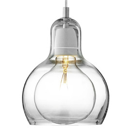 Refer + Staer - Mega Bulb Pendant Light